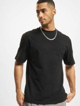 Urban Classics T-shirt longoversize  noir