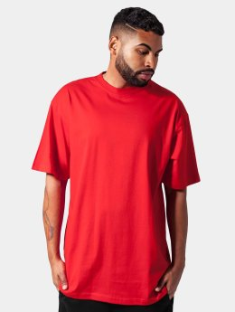 Urban Classics T-shirt longoversize Tall Tee rouge