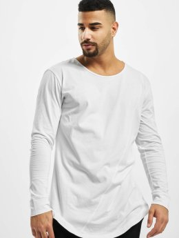 Urban Classics T-Shirt manches longues Long Shaped Fashion blanc