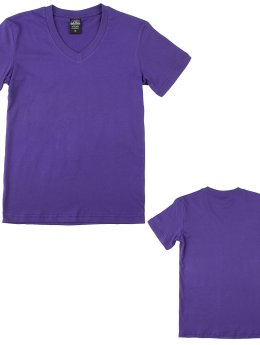 Urban Classics T-Shirt Basic Kids purple