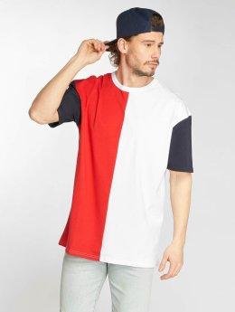 Urban Classics t-shirt Harlequin rood