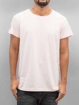 Urban Classics T-Shirt Turnup rosa