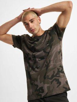 Urban Classics T-shirts Camo Oversized camouflage