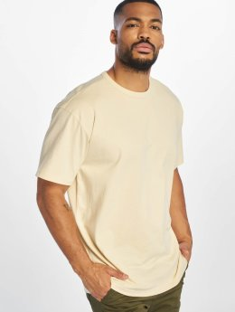Urban Classics T-Shirty Oversized  bezowy