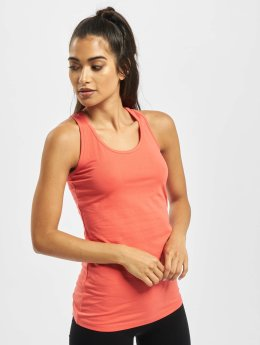 Urban Classics Tank Tops Cutted Back punainen