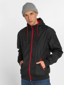 Urban Classics Transitional Jackets Contrast svart