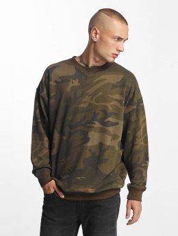 Urban Classics trui Camo camouflage
