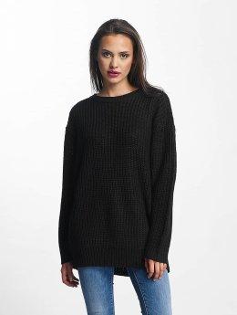 Urban Classics trui Basic Oversized zwart