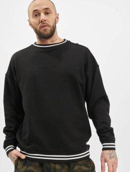 Urban Classics trui College zwart