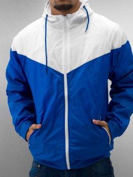 Urban Classics Übergangsjacke Arrow Windrunner blau