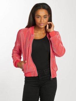 Urban Classics Übergangsjacke Pleated pink