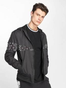 Urban Classics Übergangsjacke Advanced Arrow schwarz