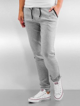 Urban Classics | Fitted Athletic Verryttelyhousut | harmaa