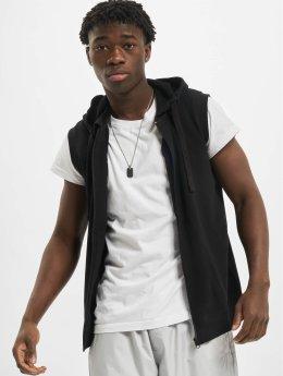 Urban Classics Vest Sleeveless Terry black