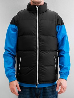 Urban Classics Vest Contrast Bubble black