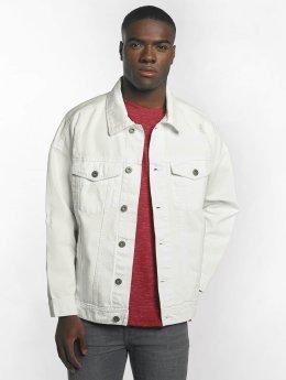 Urban Classics | Ripped Denim  blanc Homme Veste Jean