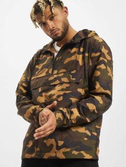 Urban Classics | Camo Pull Over camouflage Homme Veste mi-saison légère
