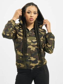 Urban Classics | Camo camouflage Femme Veste mi-saison légère