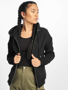 Urban Classics Zip Hoodie Classic  black