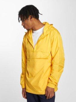 Urban Classics Zomerjas Basic geel