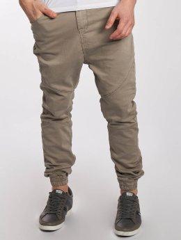 Urban Surface Спортивные брюки Sweat Denim Optics коричневый