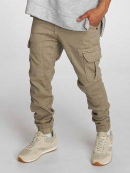 Urban Surface Cargo pants Jogg hnědý