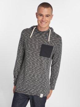 Urban Surface Hoodie Pocket grå