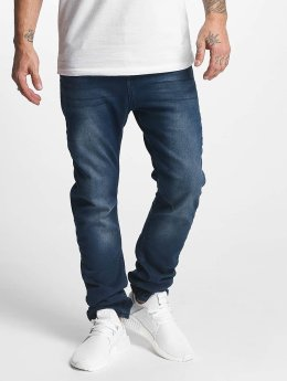 Urban Surface Jeans straight fit Jogger blu