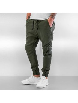 Urban Surface Joggebukser Panel khaki