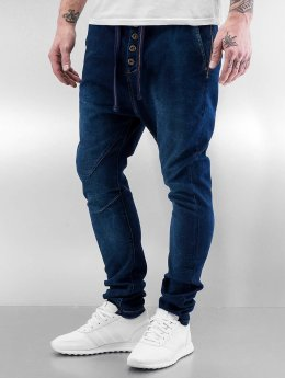 Urban Surface Jogging kalhoty Jogg modrý