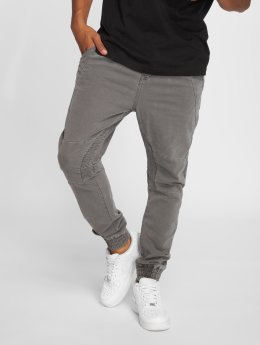 Urban Surface joggingbroek Panel grijs