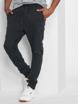 Urban Surface joggingbroek Panel zwart