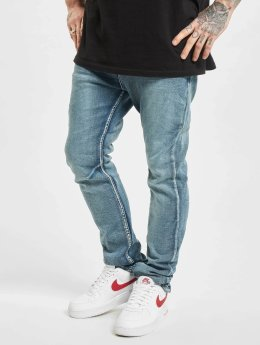 Urban Surface Jogginghose Sweat Denim Optics  blau