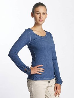 Urban Surface Longsleeve Lace blau