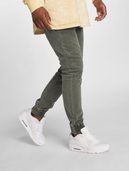 Urban Surface Pantalon chino Chino Sweat vert