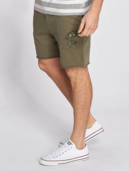 Urban Surface shorts Bermuda olijfgroen