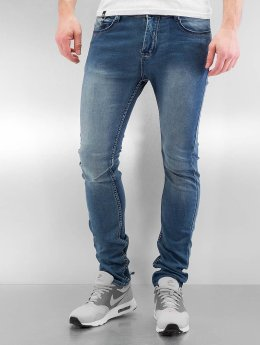 Urban Surface Skinny Jeans Sweat Denim Optics blue