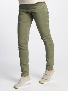Urban Surface Slim Fit Jeans Vittoria  olijfgroen