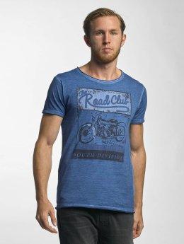 Urban Surface T-Shirt South Division blau