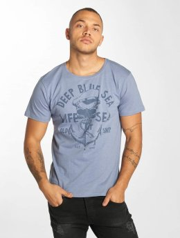 Urban Surface T-Shirt Life Sea blau
