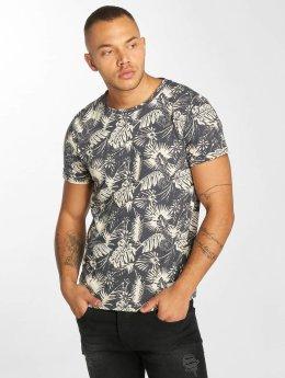 Urban Surface t-shirt Allover blauw