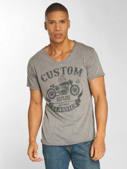 Urban Surface T-Shirt Custom grau