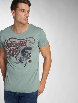 Urban Surface t-shirt Top groen