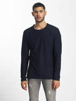 Urban Surface T-Shirt manches longues Ocean bleu