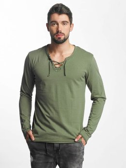 Urban Surface T-Shirt manches longues H1597Z20825A olive