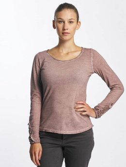 Urban Surface T-Shirt manches longues Lace rose