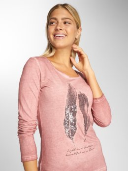 Urban Surface T-Shirt manches longues Burnt rose