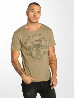 Urban Surface T-Shirt Life Sea olive