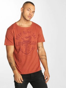 Urban Surface t-shirt Life Sea rood