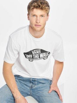 Vans T-Shirt Off The Wall blanc